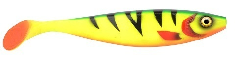 Spro Wob Shad 2.0 Yellow Perch